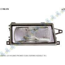 Farol Principal Direito Fiat Premio 91/94 - Valeo