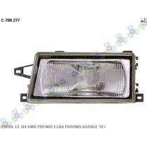 Farol Principal Esquerdo Fiat Premio 91/94 - Valeo