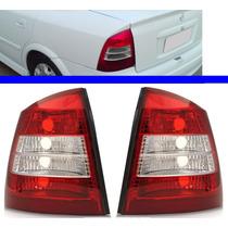 Lanterna Astra Sedan Bicolor 2003 04 05 06 07 08 09 10 Par
