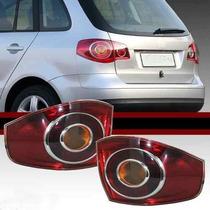 Lanterna Traseira Spacefox Canto 2006 2007 2008 2009 2010