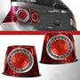 Lanterna Traseira Golf 07/12 Vermelha Canto+ Brinde