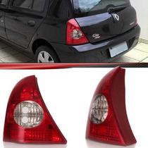Lanterna Traseira Clio Hatch 2003 2004 2005 06 07 08 09 10