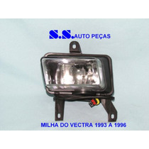 Milha Farol Auxiliar Vectra 93 94 95 96 Importado 1994 1995