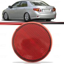 Aplique Defletor Parachoque Traseiro Corolla 2009 2010 2011