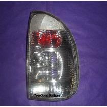 Lanterna Traseira Corsa Hatch 4 Portas Pick-up 00/03 Cristal