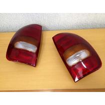 Lanterna Corsa Pickup Wagon 96 A 99 Sem Bolha Traseira