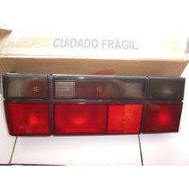 Lanterna Traseira Gol 87 À 94 G1 Gti / Gts Fume Acrilica