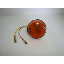 Lanterna Pisca Paralama Mitsubishi L200 87/96 Ambar