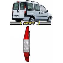 Lanterna Traseira Esquerda Fiat Doblô 2001 A 2009
