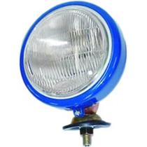 Farol Trator Ford New Holland Azul Dianteiro Ld/le Todos