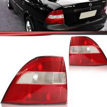 Lanterna Traseira Vectra 97 98 99 Bicolor