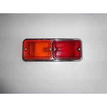 Lanterna Para Adaptação Bicolor Para Camionete E Caminhão