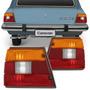 Par Lanterna Traseira Caravan 80 81 82 83 84 85 86 87 A 1992
