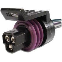 Chicote Conector 3 Vias Inj Eletronica Sensor Tps Gm Tds Atd