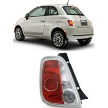 Lanterna Traseira Fiat 500 2010 2011 2012 2013 Esquerda