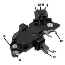 Regulador Voltagem F250 F350 F4000 Mwm Todos 14v Todos
