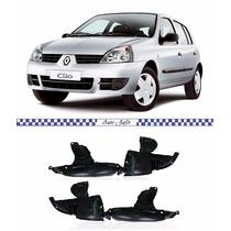 Parabarro Renault Clio 03 04 05 06 07 08 09 10 11 Novo Par