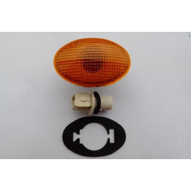 Lanterna Lateral Ford Ka/ Fiesta/ Courier Com Soquete Ambar