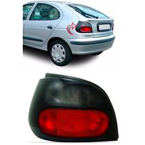 Lanterna Megane Hatch Esquerdo Ano 1996 1997 1998 1999 Fume