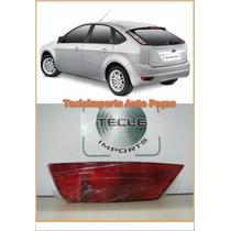 Lanterna Parachoque Traseiro Focus Hatch 09 10 11 12 13 L/e