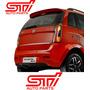 Refletor Para-choque Traseiro Fiat Idea Sporting - Original