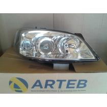 Farol Astra Hatch Sedan 2003/2011 Arteb L D Frete Grátis