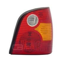 Lanterna Traseira Ambar Volkswagen Polo 03 A 06 Ld Cibie