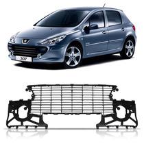 Grade Peugeot 307 Com Friso Cromado 07 08 09 10 11 12