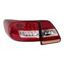 Par D Lanterna Led Altezza Sonar Toyota Corolla 2012 A 2014