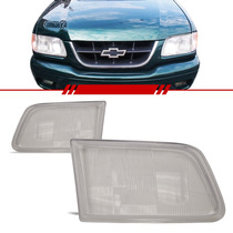 Lente Farol Chevrolet S10 Blazer 1995 1996 1997 1998 1999 00