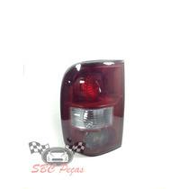 Lanterna Traseira Ford Ranger 2005 2006 2007 2011 Fumê, L E