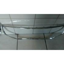 Friso Aro Cromado Da Grade Peugeot 208 Original