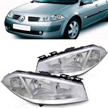 Farol Renault Megane 2006 2007 2008 2009 2010 2011