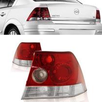 Par Lanterna Traseira Chevrolet Vectra Sedan 06 /11 Bicolor