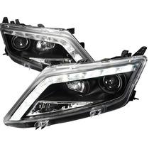 Tuning Imports Par D Farol Projetor C Leds Ford Fusion 10-13