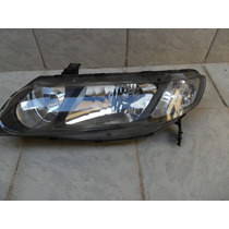Farol Honda New Civic 07/08/09/10/11 Esquerdo Original!!!