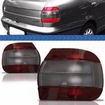 Lanterna Traseira Fiat Siena 00 99 98 97 96 Fumê