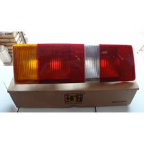 Lanterna Traseira Escort 87 88 89 90 91 92 Hobby - Tricolor
