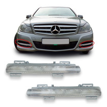 Par Milha Daylight Led Mercedes C180 C200 12 2013 2014