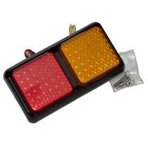 Lanterna De Led Para Carretinha / Jeep / Caminhão 1 Par