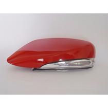 Capa De Retrovisor Hb20/hb20s Com Pisca Led Vermelha