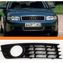Moldura Parachoque Audi A4 A-4 2002 2003 2004 Lado Direito