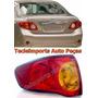 Lanterna Traseira Toyota Corolla Ano 2009 2010 2011 Novo L/e