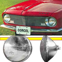 Farol Sealed Beam Fusca/maverick/opala/chevette/corsel/jeep/