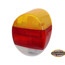 Lanterna Traseira Tricolor Mod. Fafa P/ Vw 1500 1979/...