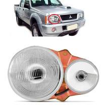 Farol L200 Lado Direito Ano 1999 2000 2001 2002 2003 2004