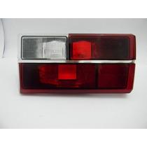 Lanterna Gol Quadrado 86 Rubi Vermelha Ré Branca Friso Cr