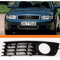 Moldura Parachoque Audi A4 A-4 2002 2003 2004 Lado Esquerdo