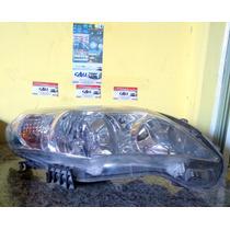 Farol Toyota Corolla 12/14 Ld Usado Original