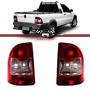 Lanterna Traseira Fiat Strada 2009 2010 2011 2012 2013, Par